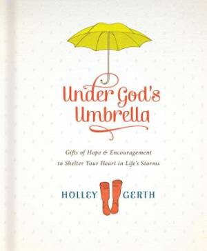 Under Gods Umbrella Gift Book