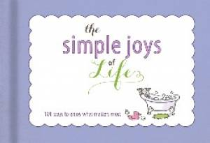 The Simple Joys of Life List Book