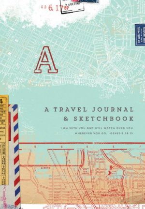Travel Journal And Sketchbook A