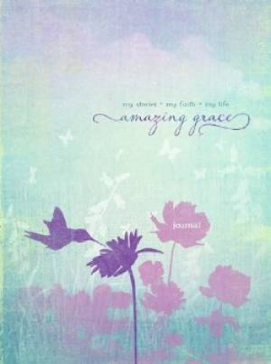 Amazing Grace Signature Journal