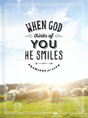 When God Thinks of You He Smiles