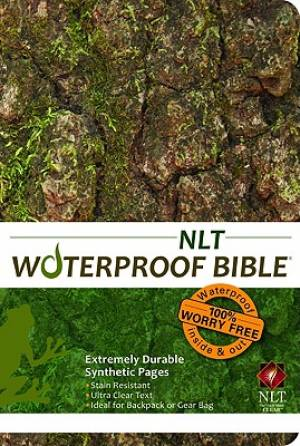 Nlt Waterproof Bible Camo Pb