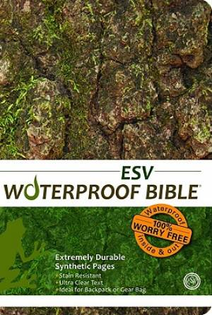ESV Waterproof Bible: Camouflage