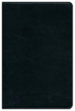 ESV Waterproof Bible Black