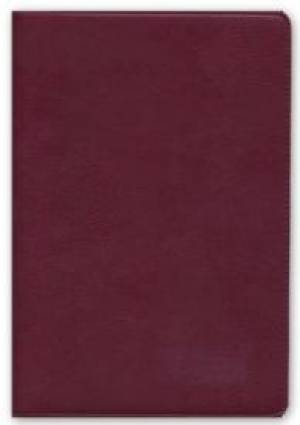 NKJV Waterproof Bible Burgundy