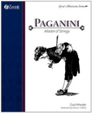 Paginini Master Of Strings