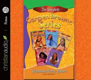 The Complete Carmen Browne Series