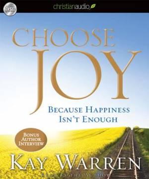 Choose Joy Audio Book (6)