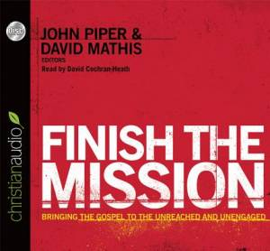 Finish The Mission CD