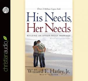 His Needs, Her Needs CD