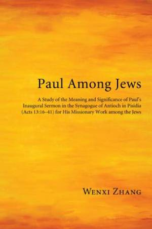 Paul Among Jews