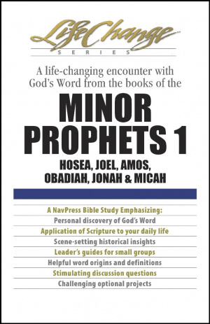 Minor Prophets 1 - The Navigators