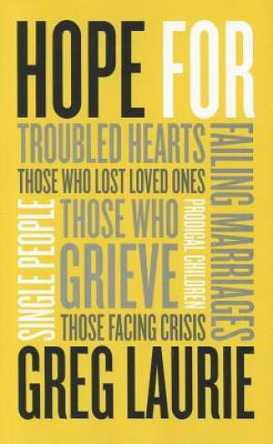 Hope For Troubled Hearts Hb