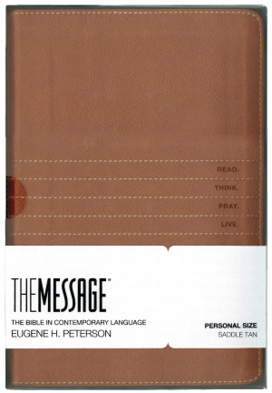 The Message Personal Size Tan