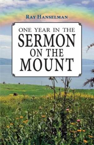 One Year in the Sermon on the Mount