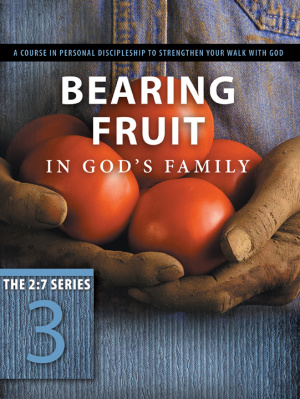 Bearing Fruit In Gods Family #3 Pb