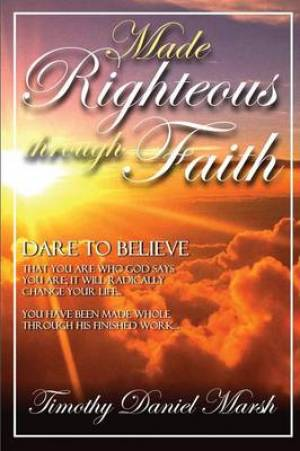 Made righteous through faith