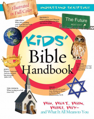 Kids Bible Handbook