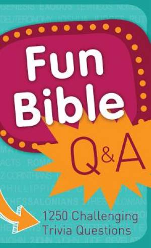 Fun Bible Q And A