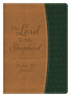 The Lord Is My Shepherd Psalm 23 Journal Imitation Leather
