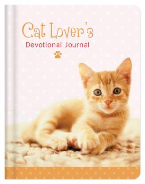 Cat Lover's Devotional Journal Hardback