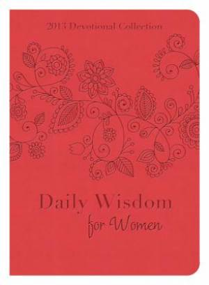 Daily Wisdom For Women 2013