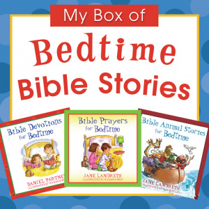 My Box Of Bedtime Bible Stories
