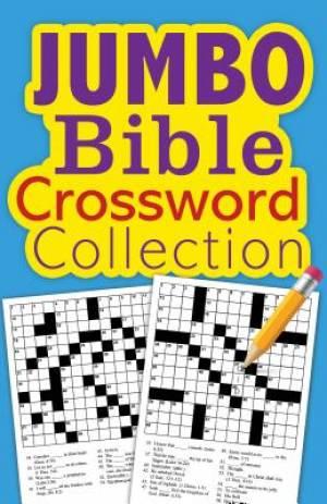 Jumbo Bible Crossword Collection