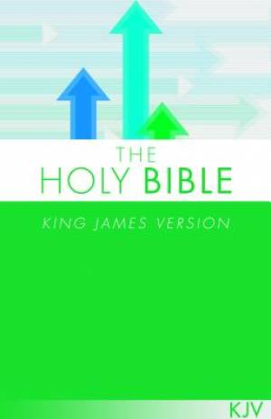Holy Bible Kjv [cover 1] - Green
