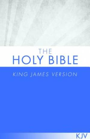 Holy Bible Kjv [cover 2] - Blue