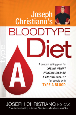 Joseph Christianos Bloodtype Diet A Pb