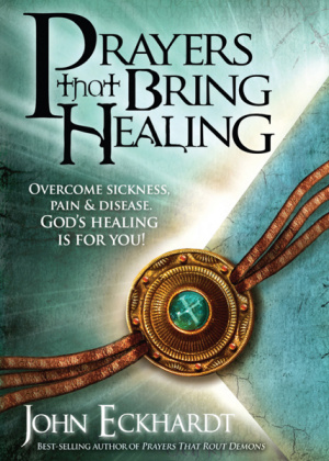 Prayers That Bring Healing Pb