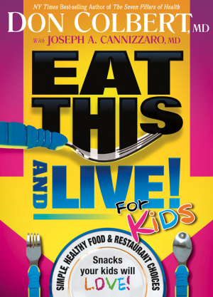 Eat This And Live For Kids Pb