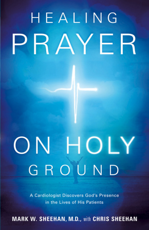Healing Prayer On Holy Ground Pb