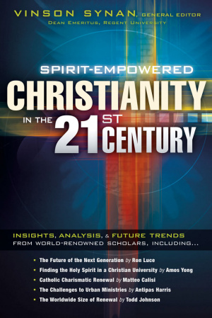 Spirit Empowered Christianity 21st Ce Hb