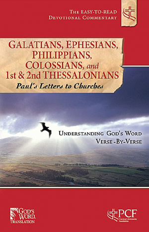 Galatians, Ephesians, Philippians, Colossians, and 1st & 2nd Thessalonians