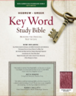 KJV Hebrew-Greek Key Word Study Bible, The