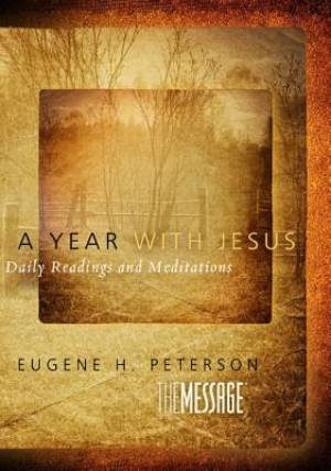 Year With Jesus A Hb