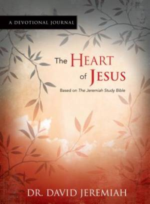 Heart Of Jesus A Devotional Journal, The