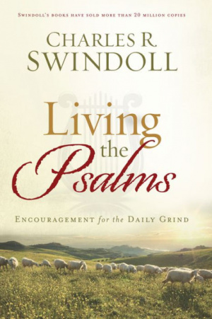 Living The Psalms Paperback Book