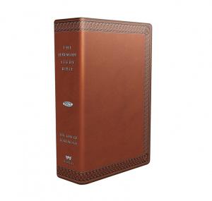 NKJV Jeremiah Study Bible, Brown