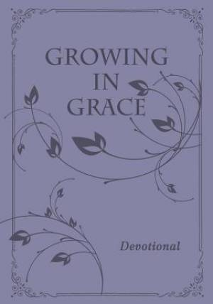 Growing In Grace Devotional Imitation Leather