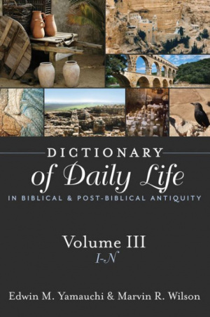 Dictionary of Daily Life in Biblical and Post-Biblical Antiquity I-N