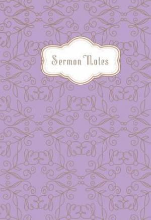 Sermon Notes (female Design)