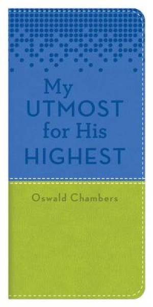 My Utmost Vest Pocket Edition [color 4]
