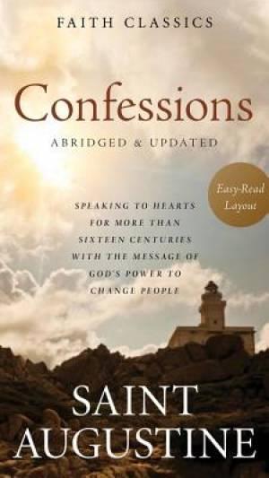 Paperback Classics: Confessions Of Saint Augustine