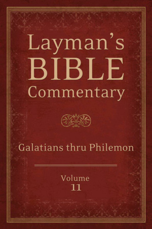 Layman's Bible Commentary Vol. 11