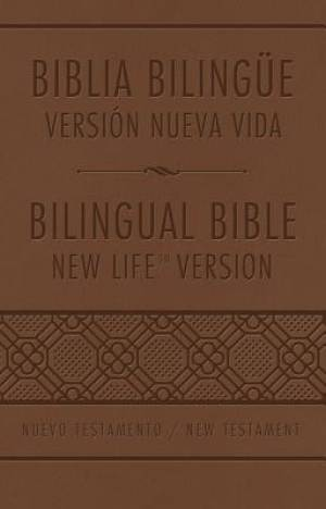 Biblia Bilingue / Bilingual Bible New Life Version - Spanish/English