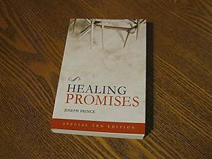 Healing Promises Paperback Book