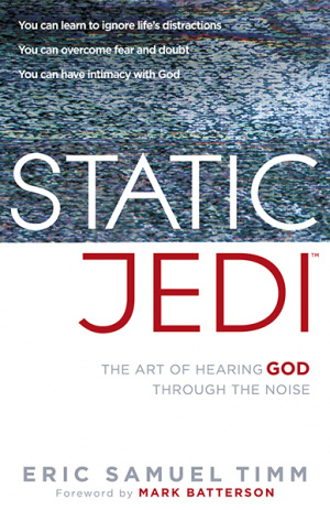 Static Jedi Paperback Book